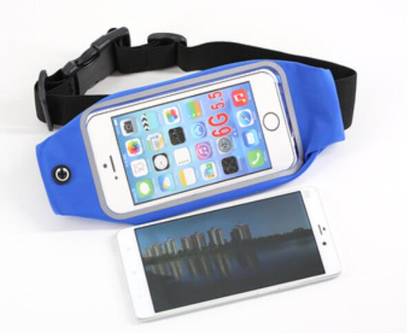Mobile Touch Screen Bag